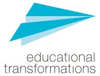 educational transformations logo